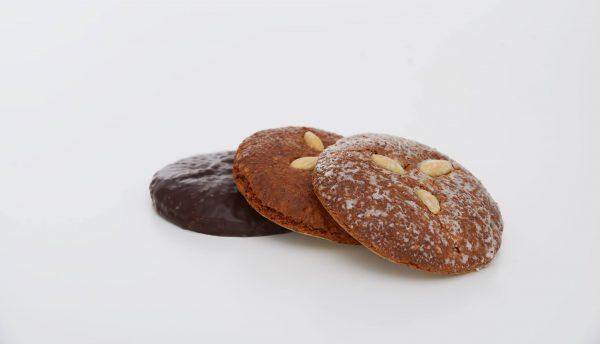 Nürnberger Elisenlebkuchen zuckerglasiert oder gemischt-3